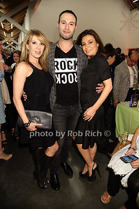 Ramona Singer,Adam Blanshay, Rebecca Woodland photo by Rob Rich/SocietyAllure.com © 2015 robwayne1@aol.com 516-676-3939