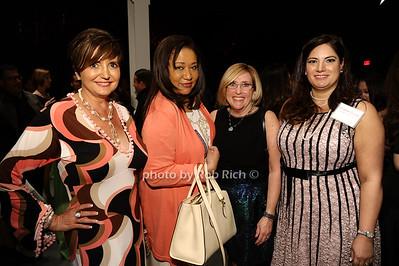 Theresa Constance, Moriko Pachardo, Robin L.,Christine Curiale