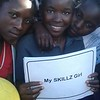 PC SKILLZ Girl being implemented in PC Zambia by Volunteer Vincent King