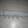 NSU 1200C Exhaust heat exchanger. NOS