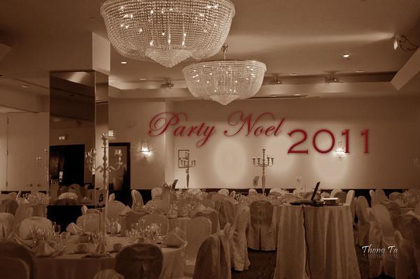 Party Noel BNC 2011