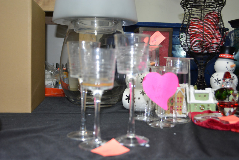 Clear Lines Stemmed Trio $20 (Retails $40)