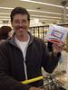 Jay shopping at Super King Market at Glendale.