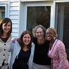 Laurie, Ilana, Cookie, Michelle