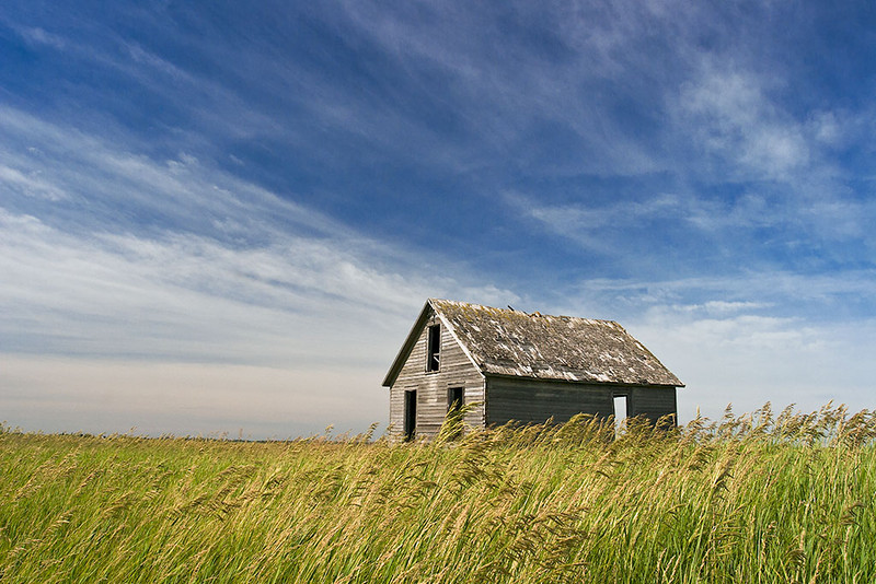Passings – Abandoned South Dakota homestead<br /> ©2011 Peter Aldrich