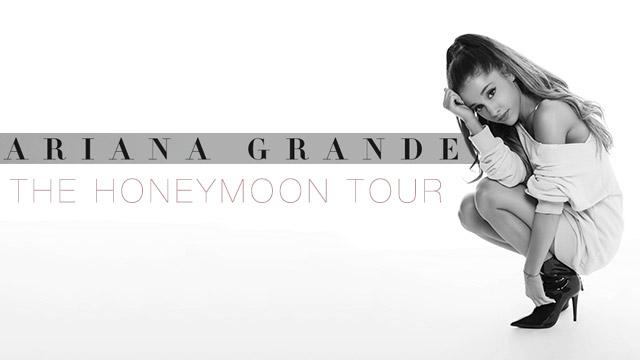 Ariana Grande - The Honeymoon Tour