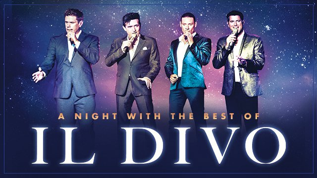 Il Divo - A Night With The Best Of Il Divo