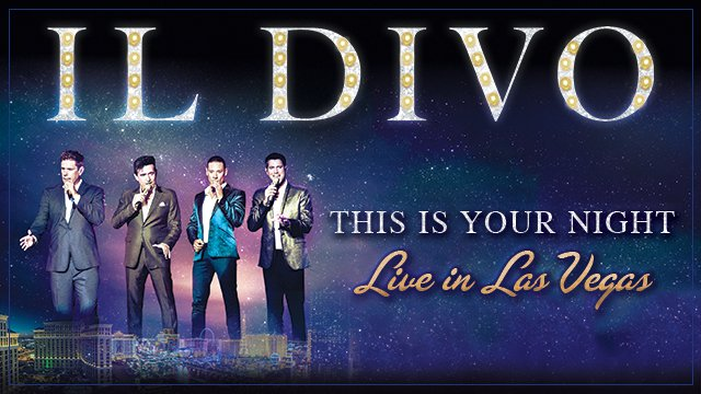 Il Divo - This Is Your Night