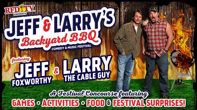 Jeff & Larry's Backyard BBQ - 2017
