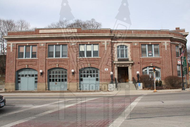 Former Marlborough, Ma Central Fire Station.