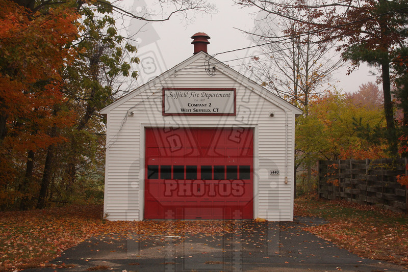 Former Suffield, CT Station 2