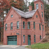 Former Tunxis Hose station in Farmington, Ct.