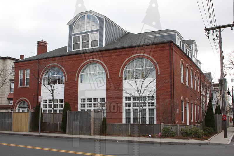 Former Lynn, Ma. station