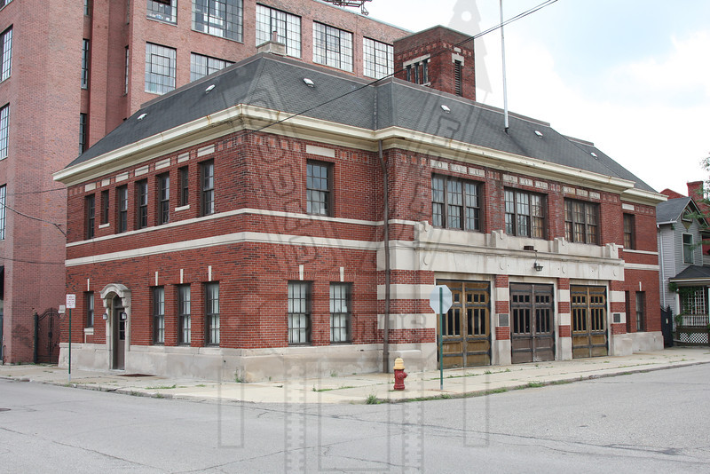 Former Detroit, MI firehouse. Now an attorney's office