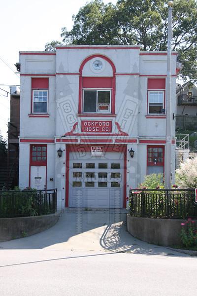 Former Ockford Hose Co. in New London, Ct