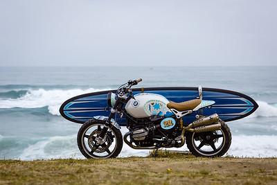 BMW Path 22 Concept Bike