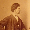 Mark Twain taken in Vicksburg Miss.