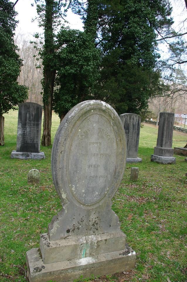 Berry Hill graveyard