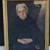 Ann  (Nannie) Carrington Clark Bruce,  1831 - 1900, Married Thomas Bruce of Berry Hill.  Oil painted by Patrick Henry Bruce, signed and dated 1900.  She was the great granddaughter of Patrick Henry.