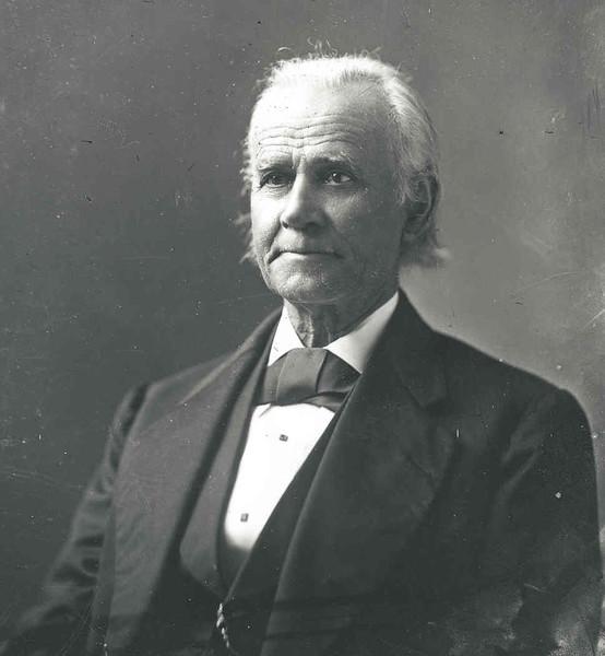 Judge Francis Thomas Anderson  (b. 1808   d. 1887) ... married Mary Ann Alexandra