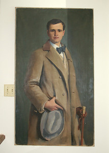 Hugh McCulloch (March 9, 1869 - March 27, 1902) was an American poet.   Oil painted by Patrick Henry Bruce