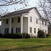 Francis Thomas Anderson home built in 1850  the address is 34 White House Lane Natural Bridge Virginia