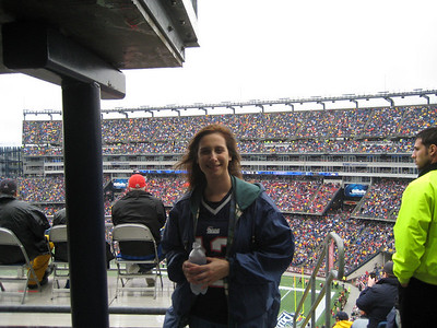 patriots game sept 27 2009