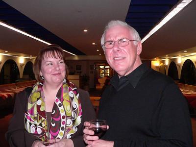 Paul Glaister's retirement  2007, Phil Stonemans retirement 2010