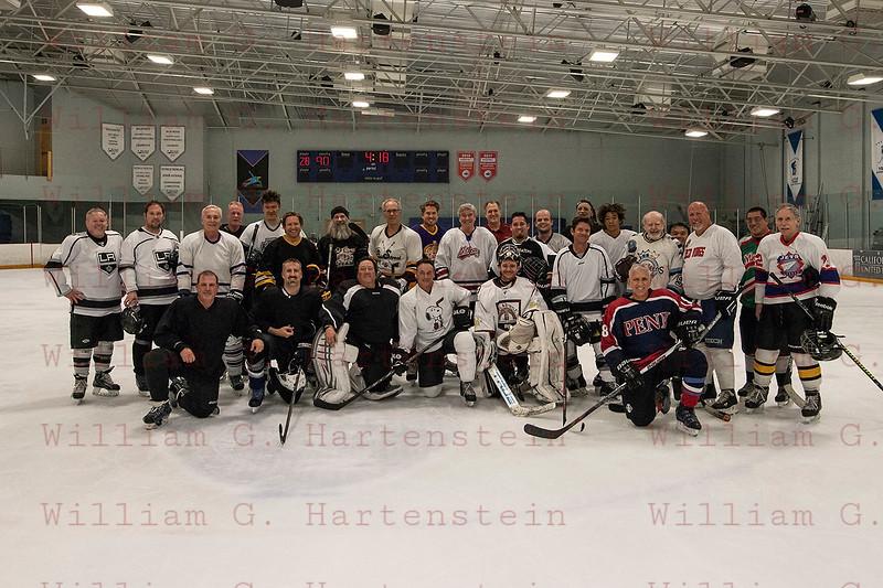 FNH-Paul's LaGloire's 90th Birthday at Ice Sttation Valencia. 04-20-2018
