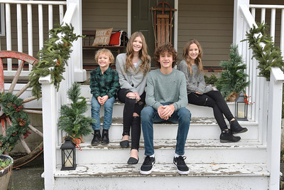 Paul, Olivia, Amelia & Owen