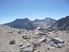 Top of Junction Pass ……. Williamson and Tyndall in the background.