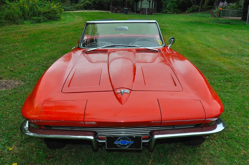1964 Corvette 327-7587