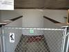 puppy quarantine area