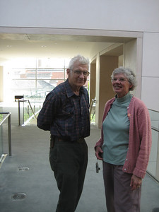 Bruce and Nancy, 2009