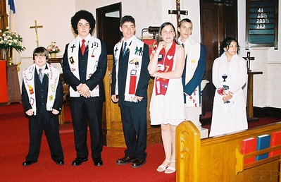 Confirmation 2005
