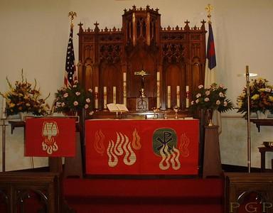 Altar at Peace