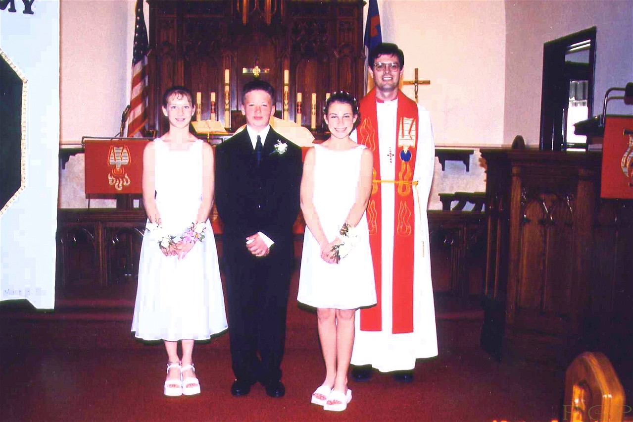 Confirmation 2001