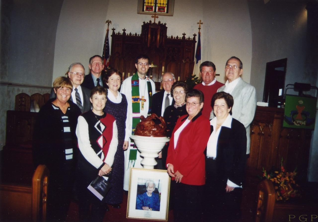 Baptismal Font Dedication