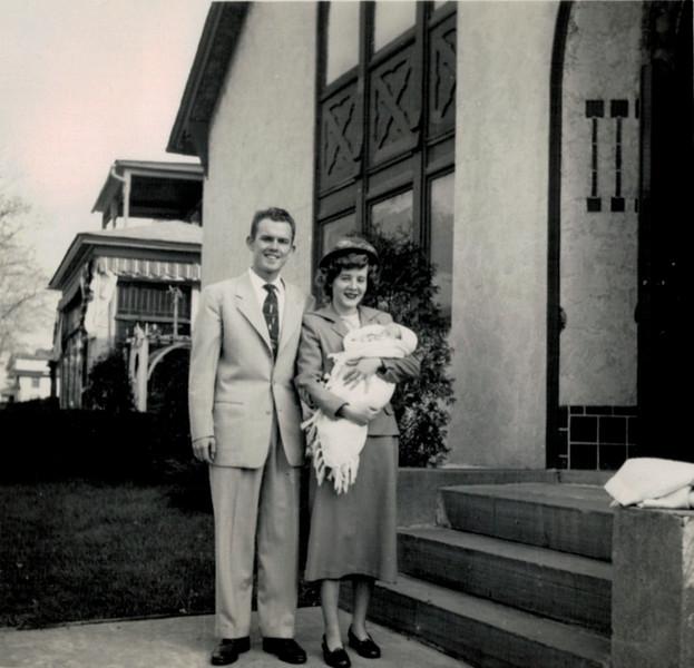 Ken and Eleanor Mercer