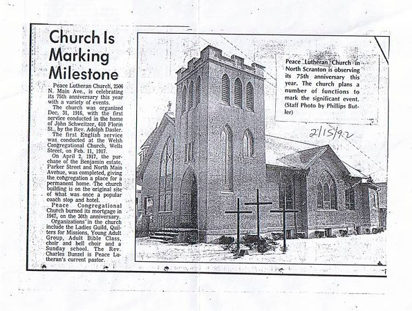 75th Anniversary article