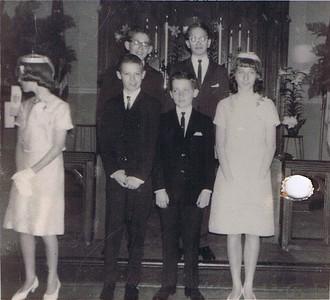 1964Confirmands