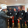 Ref 016:   Hadhrat Khalifatul Masih V meeting some senior officials of the Army and Navy who attended the Peace Symposium