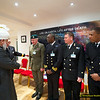 Ref 014:   Hudhur meeting some senior officials of the Army and Navy who attended the Peace Symposium