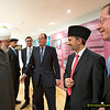 Ref 019:   Hadhrat Khalifatul Masih V with Stephen Hammond, Member of Parliament for Wimbledon