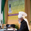 """Peace 3-1488<br /> Hadhrat Mirza Masroor Ahmad appealed for change to save society: """"If we want true peace and if we want to save the world from destruction then we must act with justice, integrity and be ever faithful to the truth."""""""