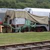 Yorkshire Engine Co 0-6-0DH H051 (2940) Peak Rail 30/07/11.
