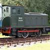 Vulcan Foundry Ltd 0-4-0DM WD72229 Peak Rail 30/07/11.