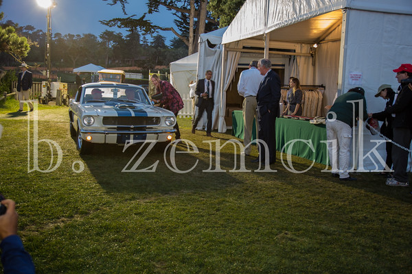 Pebble Beach 2015 Sunday Show