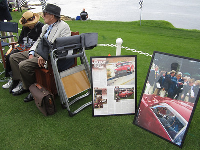 Pebble Beach Customs Debut, 2012