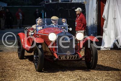 1929 Alpha Romeo 1750 SS Zagato Spider.